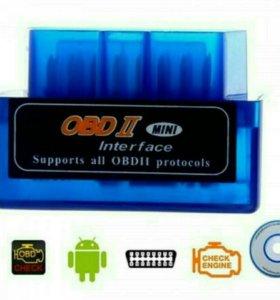 Новые bluetooth сканеры ELM 327 OBD2 беспроводные