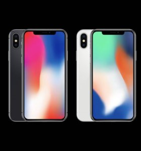 iPhone X 64 GB Новый