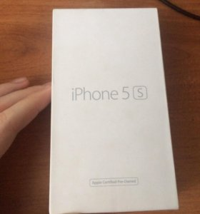 Коробка Apple