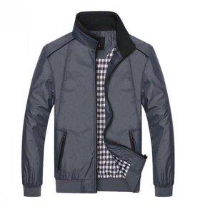 Новая мужская демисезонная куртка