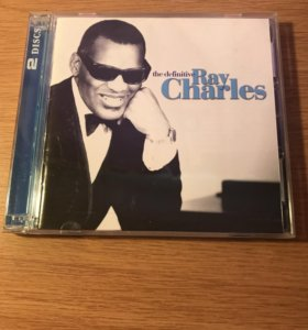 Ray Charles ‎– The Definitive Ray Charles