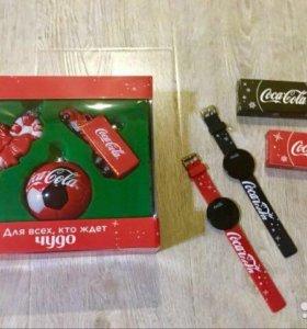 Акция Coca Cola 2017-2018