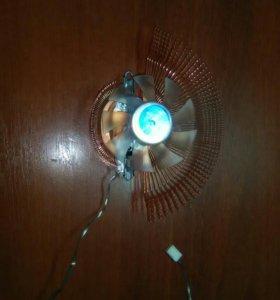 Охлаждения для видеокарт, AGP
