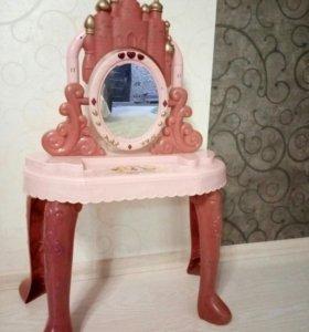 Детский столик-пианино. +стульчик