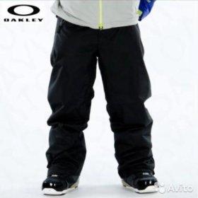 Сноубордические штаны Oakley новые