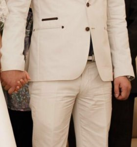 Костюм мужской (свадебный)