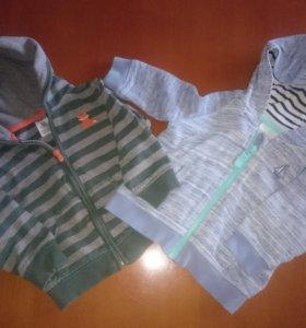 одежда фирмы NEXT и Carters