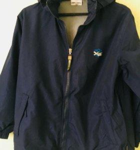 Куртка ветровка р. 152