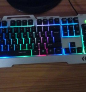 Игровая клавиатура (DEXP)