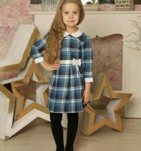 Новое платье на девочку.