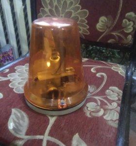 Спец маячок оранжевого цвета