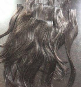 Продам пряди волос