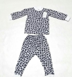 Пижама/ НОВАЯ 80размер