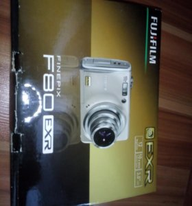 Цифровой фотоаппарат фуджифилм