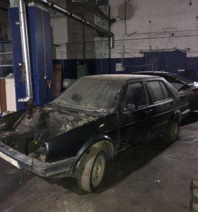 Volkswagen jetta 1985 года