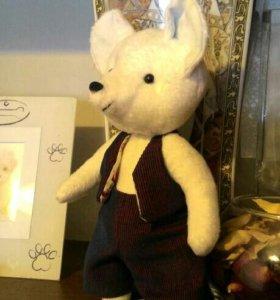 Мягкая игрушка Мистер Мышь