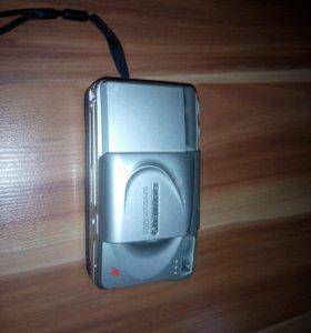 Пленочный фотоаппарат olimpus