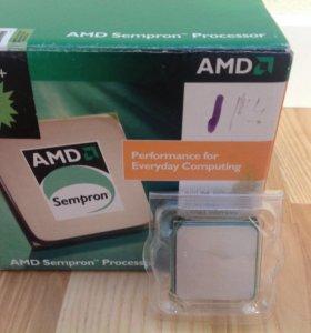 Процессор AMD Sempron новый