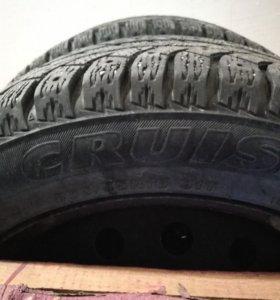 Зимние шины на тойоту