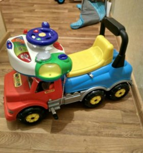 Машина + руль