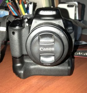 Canon EOS 600d + Canon EF 50mm f/1.8 STM