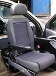 Оборудование в машину для перевозки инвалидов