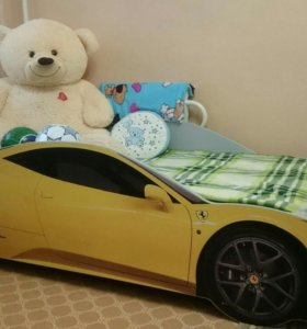 Детская кровать Ferrari