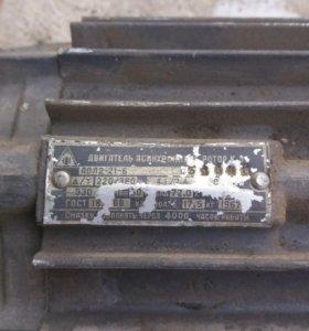 Двигатель 380 вт