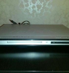 Надёжный DVD-плеер ВВК 9903S
