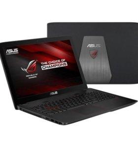 Ноутбук Asus ROG gl552jx