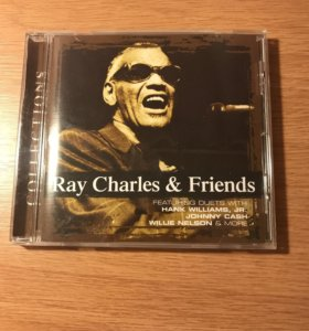 Ray Charles ‎– Ray Charles & Friends