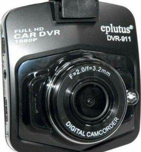 Full HD Видеорегистратор Eplutus DVR 911