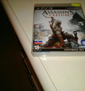 Игра PS 3 Assassin's Greed3