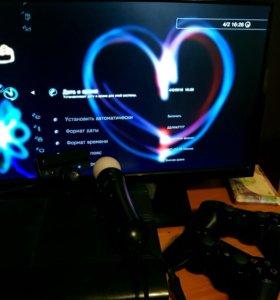 Продам PlayStation 3 super slim возможен торг