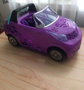 """Машинка игрушечная """"Monster High. Scaris"""""""