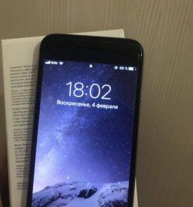 iPhone Айфон 6 в идеальном состоянии 16Гб
