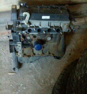 Двигатель от Лифана.