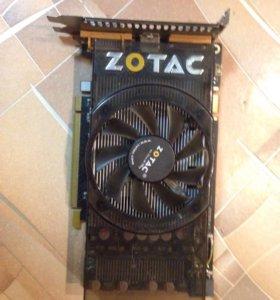 Видеокарта Nvidia Gts 250 1gb