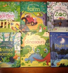 книги на английском для малышей