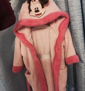 Халат махровый Disney