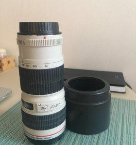 Объектив Canon EF 70-200 4L USM