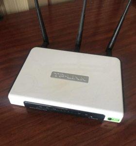 Маршрутизатор роутер TP-LINK tl-wr941nd