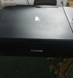 Принтер цветной струйный RIXMA MP282