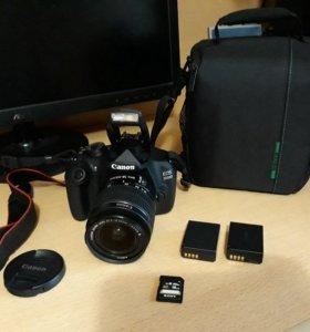 Зеркальный фотоаппарат Canon EOS 1200D