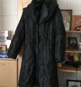 Зимнее пальто (пух)