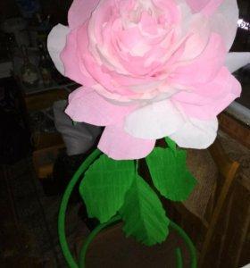 Продам розу ручной работы!