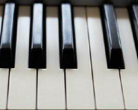 Накладки клавиш для пианино и рояля