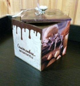 Короб для конфет