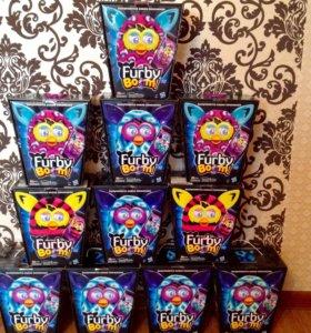 Furby Boom оригинал от Хасбро на русском новые все