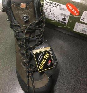 Трекинговые ботинки lowa camino GTX Новые